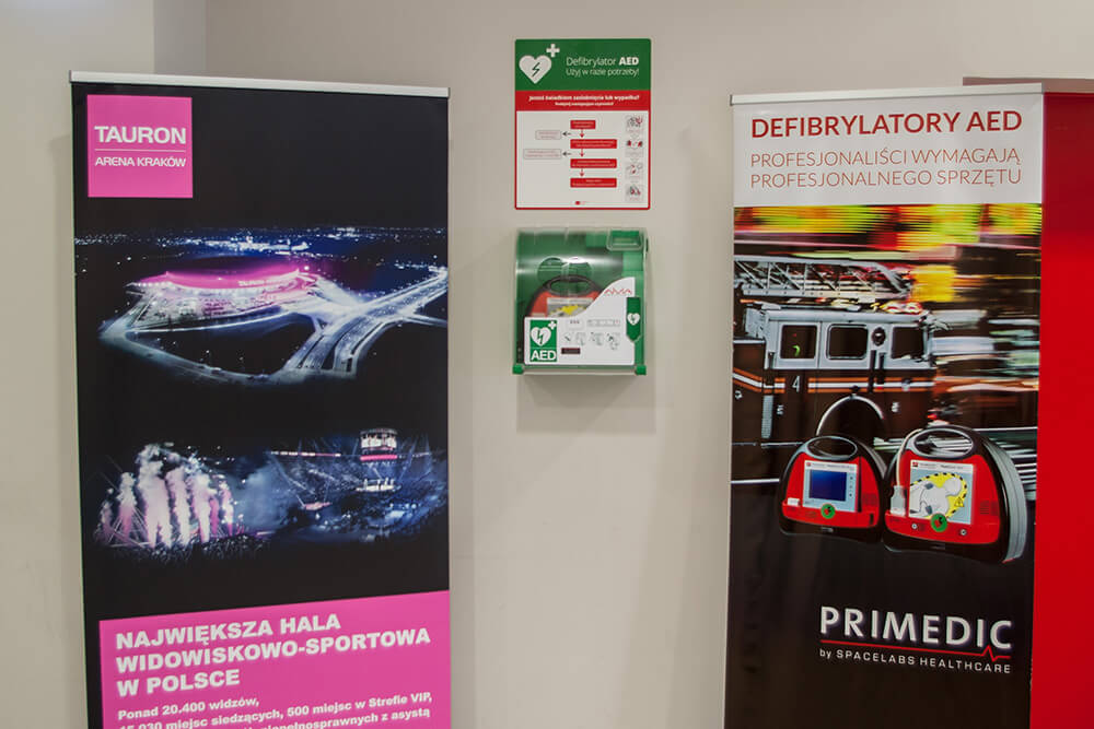 defibrylator primedic heart save aed