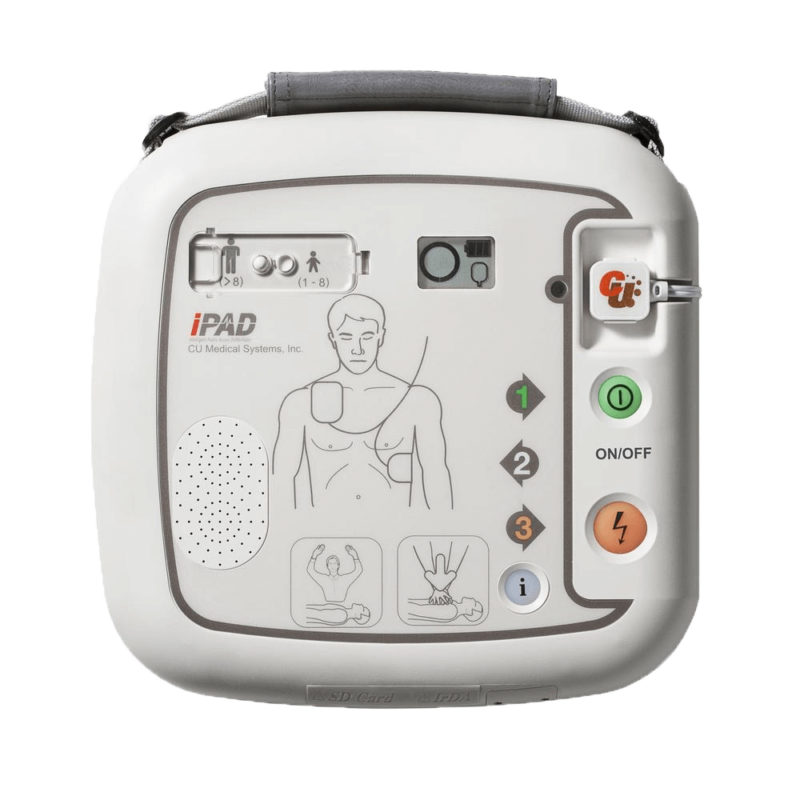 defibrylator CuMedical iPAD SP1