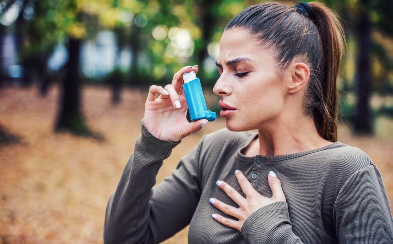 astma pierwsza pomoc