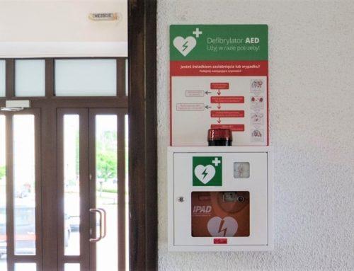 AED w zakładzie pracy – korzyści dla pracownika i pracodawcy [AKTUALIZACJA]