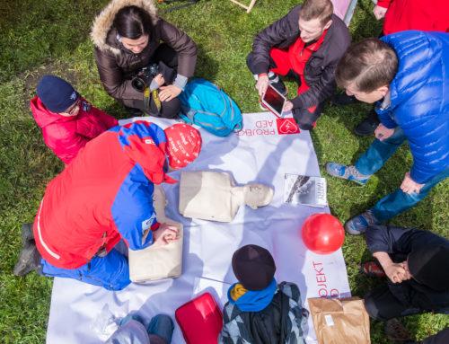 AED w przedszkolu, szkole i na uczelni. Czy jest potrzebne?