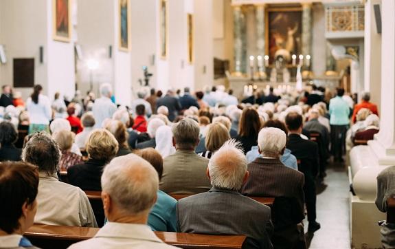 aed w kościele