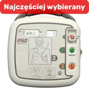 Defibrylator AED CU Medical Systems iPAD SP1
