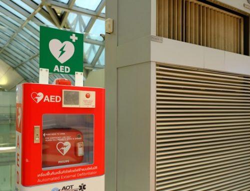 Historia defibrylacji i defibrylatorów AED
