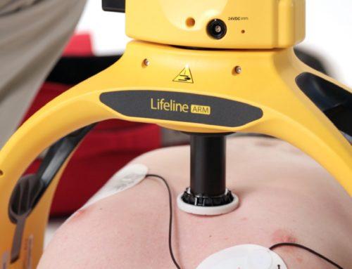 Defibtech ARM do mechanicznej kompresji klatki piersiowej –  ABC dla strażaka i ratownika medycznego