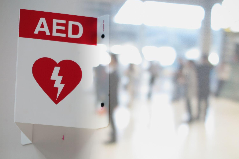 ABC nowego użytkownika AED