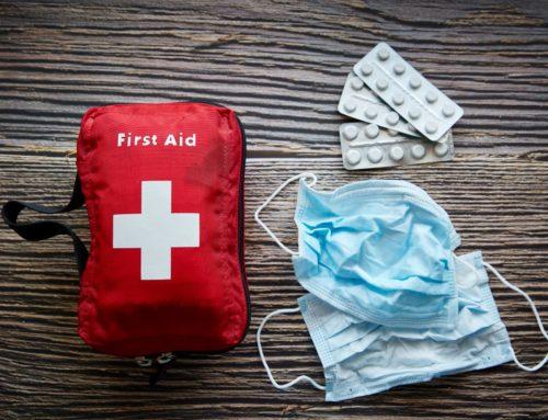 Nie bój się udzielać pierwszej pomocy w trakcie pandemii! Jak robić to bezpiecznie?