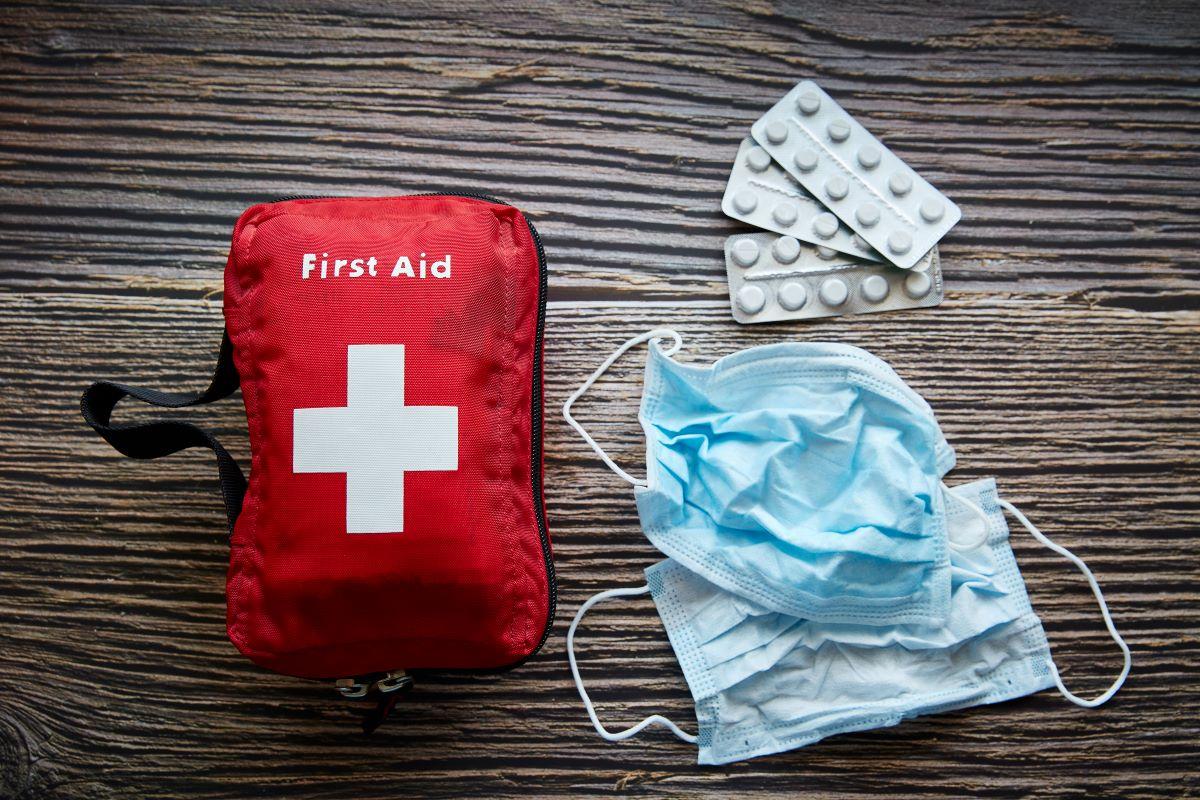 pierwsza pomoc w trakcie pandemii
