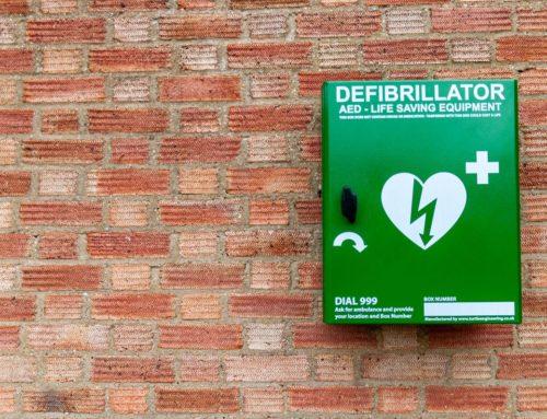 Jak zdobyć poparcie wniosku o defibrylator?
