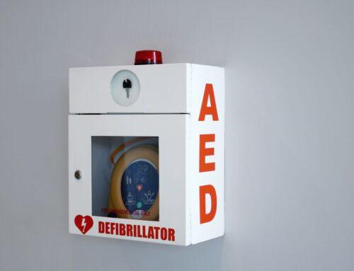 Akcesoria do Twojego AED, czyli szafki do defibrylatorów