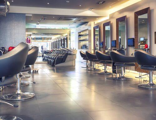 Dekontaminacja pomieszczeń w salonie kosmetycznym