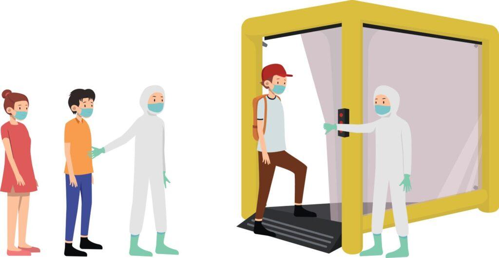 Jak działa komora dekontaminacyjna