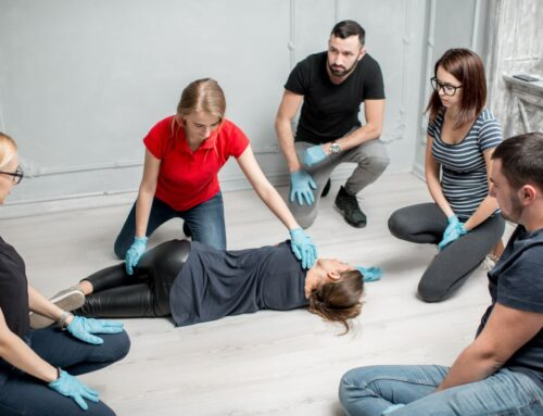Podstawowe zabiegi resuscytacyjne BLS – zasady postępowania cz. 2