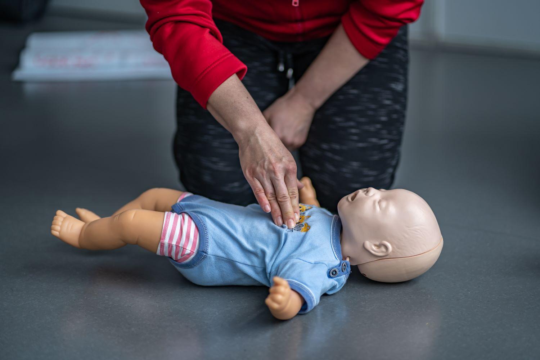 Fantomy Brayden Baby i Baby Pro a szkolenia dla ratowników